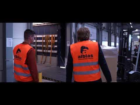 lblas International Logistics steuert seine Prozesse mit der Lagerverwaltungssoftware von COGLAS