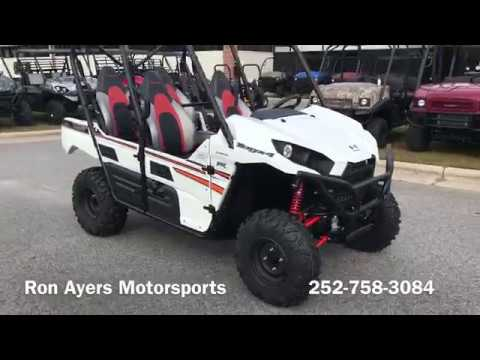 2018 Kawasaki Teryx4 in Greenville, North Carolina - Video 1