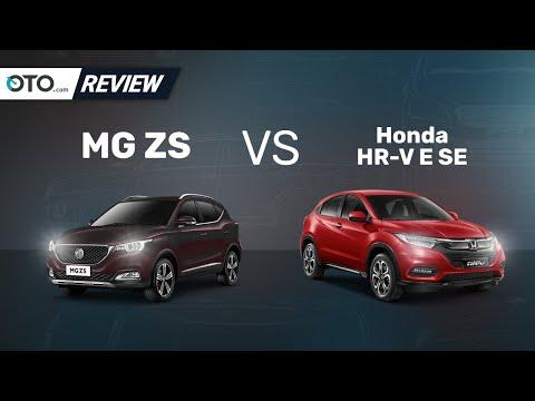 MG ZS vs Honda HR-V E SE | Pilih Yang Mana? | OTO.com