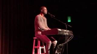 Brian McKnight - Is this the Way Love Goes (Keyboard and Vocals Only)