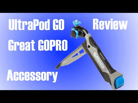 UltraPoD GO Review  – Great GoPro Accessory – Fly Fishing