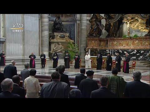 Prière oecuménique pour la Paix au Liban