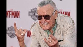 Стэн Ли умер на 96 году жизни, создатель Марвел и Человека паука!