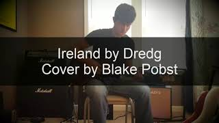 Ireland by Dredg - Guitar Cover by Blake Pobst