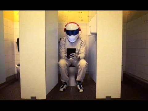 When he's not driving | The Stig's Teenage Cousin | Race The Stig | Top Gear