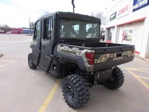 2020 Polaris Ranger Crew XP 1000 NorthStar Edition in Wichita Falls, Texas - Video 1