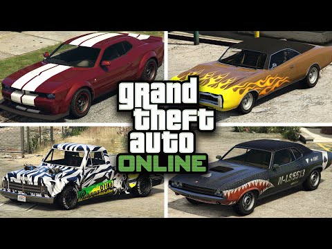Download Gta 5 Online Best Cars To Customize In Gta 5 Online Rare