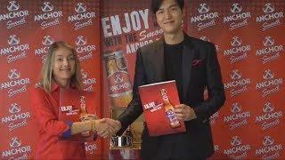 Ли Мин Хо, Реклама пива(2017)