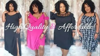 Prettiest Plus Size Haul EVER! | AFFORDABLE & HIGH-QUALITY | CITY CHIC TRY-ON