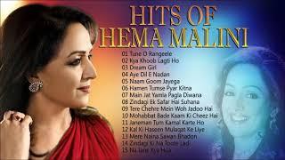 Hits of Hema Malini Jukebox | Hema Malini Special | Dream Girl | Bollywood Hit Songs | #Pitara