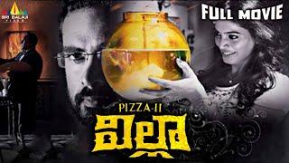 Villa (Pizza 2) Telugu Full Movie   Ashok Selvan, Sanchita   Sri Balaji Video
