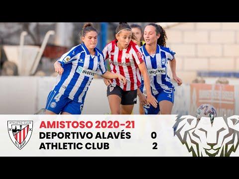RESUMEN FEM I Deportivo Alavés 0-2 Athletic Club I LABURPENA EMA