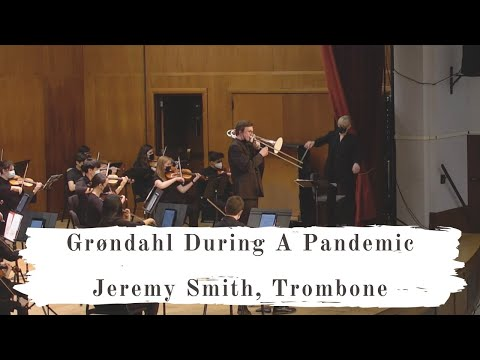 Grondahl Concerto for Trombone with The Ohio State Symphony Orchestra.