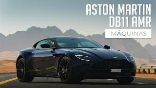 Aston Martin DB11 AMR - Máquinas
