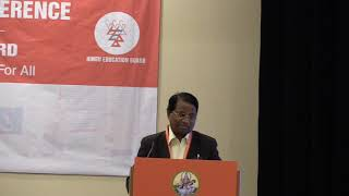 Hindu Educational Conference @ WHC2018 – Session 1