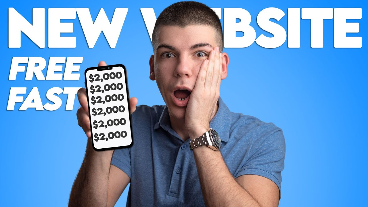 Earn $2,000 a Day For Free Using NEW Website (Make Money Online) | Investor thumbnail