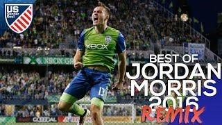 Jordan Morris 2016 MLS Goals & Highlights ● US Soccer Soul Remix