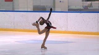 В Ледовом дворце стартовал очередной новгородский соревновательный сезон по фигурному катанию на коньках