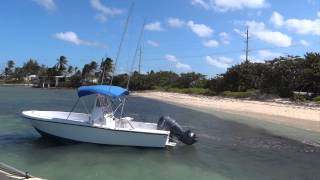 preview picture of video 'Grand Cayman - Old Man Bay Dock HD (2012)'