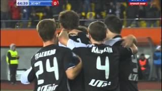 Тюмень - Зенит 2 0 Все голы матча 30.10.2013
