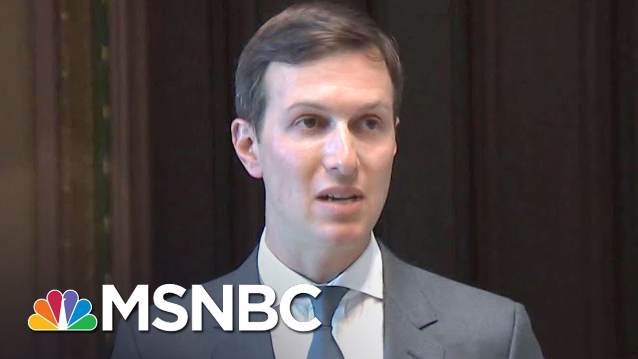 Follow-The-Money Stories Plague Donald Trump Team With Scandals | Rachel Maddow | MSNBC thumbnail
