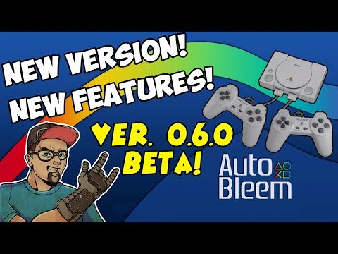 New AutoBleem 0 6 0 Released For The PlayStation Classic! Tons Of
