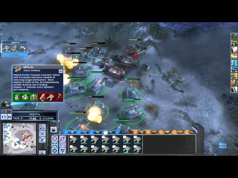 Gameplay de Star Wars Empire At War Gold Pack