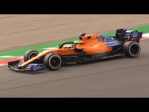McLaren MCL34 F1 2019 Testing at Circuit de Barcelona-The Biggest Revelation of the Year?