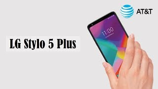LG Stylo 5 Plus AT&T Specs & Price - First Look!!