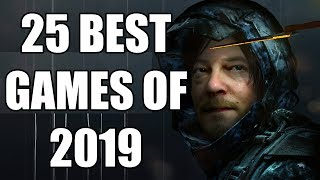 Top 25 BEST Games of 2019 (Including Our Game of the Year 2019)