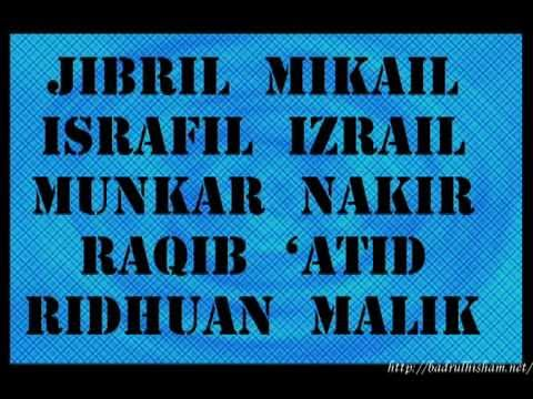 10 Malaikat - Raihan Mp3