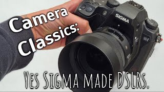 Sigma SD1 HANDS ON: First impressions of a legendary camera.