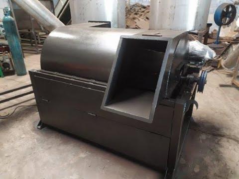 Plastic Dust Remover Machine