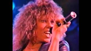 Europe -  Rock the night - (first version 1985) Good audio quality