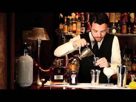 Mix Your Cocktails dans la vidéo promotionnelle des cognacs Richard Delisle