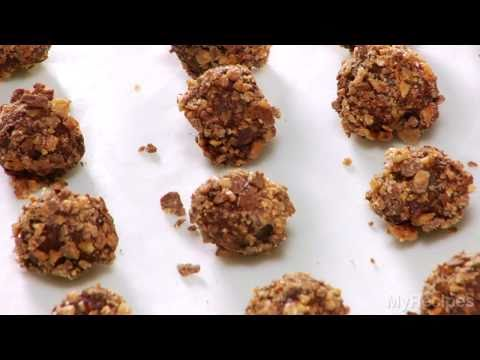 How To Make Toffee Truffles