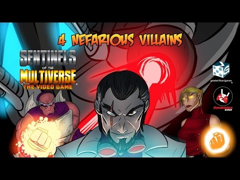 Sentinels of the Multiverse wideo