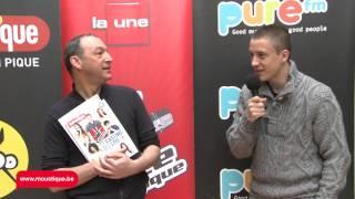 Лоик Нотте, Loic Nottet décrit son expérience The Voice Belgique