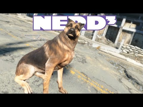 Nerd³ Sees Fallout 4 in VR - Fallout 4 VR -  12 Dec 2017