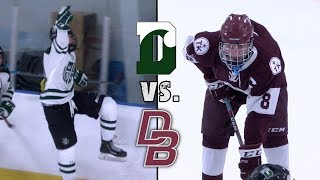 Don Bosco 3 Delbarton 3 | HS Hockey | State Final Rematch Ends in Draw