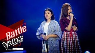 ปังปอนด์ VS จูน - ก่อนฤดูฝน - Battle - The Voice Thailand 2019 - 9 Dec 2019