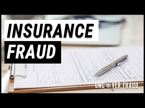 Insurance Fraud - Investigating and Uncovering Fraud against ...