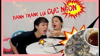 HƯƠNG LÀM BÁNH TRÁNG LỤI ĂN CỰC ĐÃ | VIETNAM FOOD