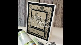 Fun Stampers Journey Painting with Stamps with Deb Valder