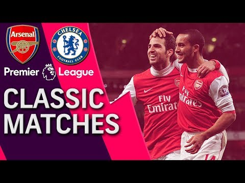 Arsenal V. Chelsea | PREMIER LEAGUE CLASSIC MATCH | 12/27/10 | NBC Sports