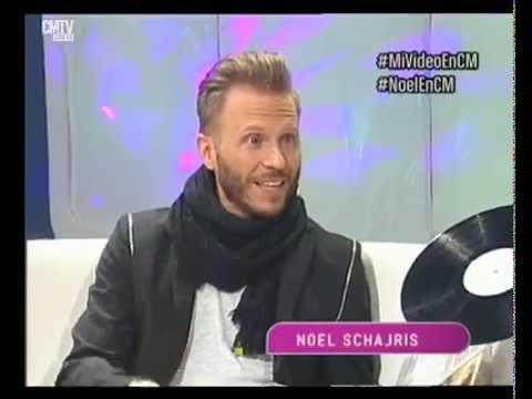 Noel Schajris video Entrevista CM - Verte Nacer (Edición Deluxe) 2015