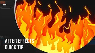 Wave Warp Effect in After Effects  - After Effects Tutorial