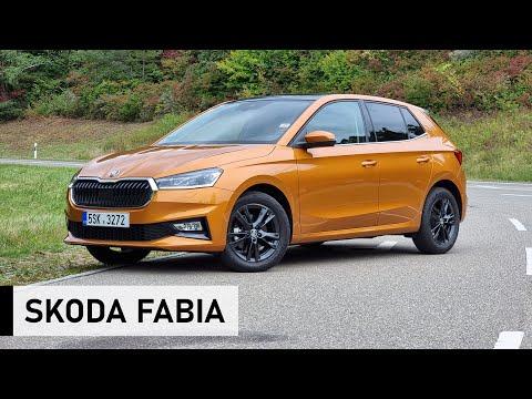 Der NEUE 2021 Skoda Fabia - Review, Fahrbericht, Test