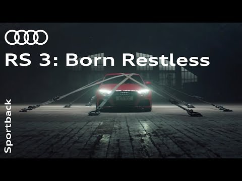Audi Commercial for Audi RS 3 Sportback (2015) (Television Commercial)