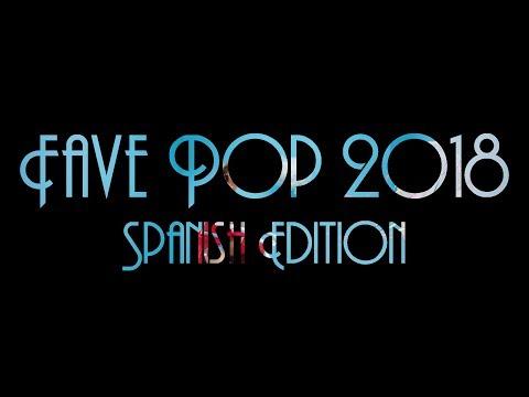FavePop 2018 (Spanish Edition) - Year End Mashup [10 Songs]